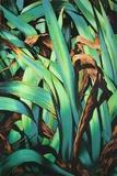 Dans Le Jardin Limited Edition by Michel Bez