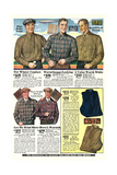 Twenties Clothes Catalog Prints