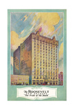 Roosevelt Hotel, New Orleans Posters