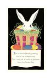 Poem, Rabbid - Art Print