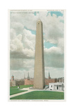 Bunker Hill Monument, Charlestown Prints