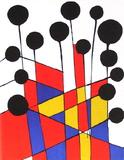 Xxème Siècle - Composition Reproductions pour les collectionneurs par Alexander Calder