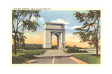 National Memorial Arch, Valley Forge Prints