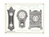 Three Clocks Prints
