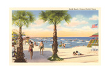 North Beach, Corpus Christi Posters