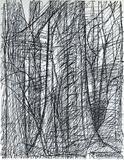 Sous-Bois Samlertryk af Marcel Gromaire