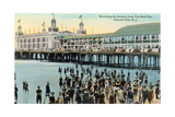 Steel Pier, Atlantic City Prints