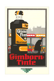 Ad for German Ink Posters