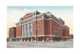 Boston Opera House Print