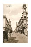 Avenida Reforma, Puebla Posters