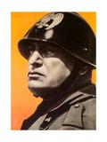 Benito Mussolini Prints