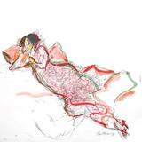 Cinq IIthographies V Limitierte Auflage von Serge Kantorowicz