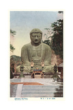 Japanese Buddha Prints