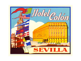 Hotel Colon, Sevilla Prints