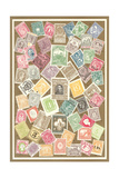 Stamps of the World Posters