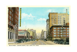 Main Street, Salt Lake City Print