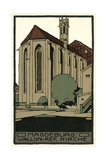Madeburg Church Print