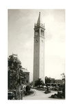 Berkeley Campanile Art