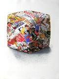 Compression D'Étiquettes Serigraph by César Baldaccini