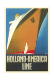 Holland America Line, Ship Prints