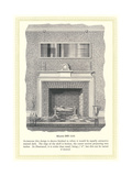 Mantel Treatment Posters