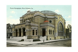 Touro Synagogue, New Orleans Print