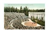 Greek Amphitheatre, Berkeley Prints