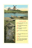 Cape Cod, Windmill Posters