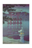 Torii Gate Posters