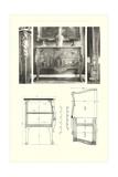 Art Nouveau Furniture Prints