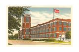 Fuller Brush Company, Hartford, Connecticut Poster
