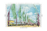 Avenue of Flags, Chicago World Fair Posters
