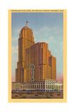 Netherland Plaza Hotel, Cincinnati Art