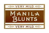 Cigar Box Graphics, Manila Blunts Prints