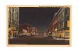 Main Street, Painesville Print