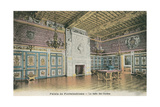 Fontainebleau Palace, Salon of the Guards Posters