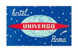 Hotel Universo, Roma Posters