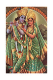 Krishna and Radha Prints