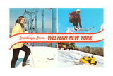 Greetings from Western New York Prints