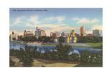 Impressive Skyline, Dayton Prints