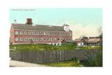 Woolen Mills, Salem Poster
