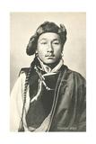 Tibetan Man Prints