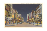 Main Street, Mansfield Prints