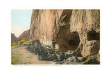 Cliff Ruins, Frijoles Canyon Prints