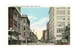 Calhoun Street, Fort Wayne Prints