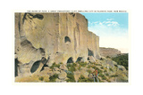 Puye Cliff Dwellings Prints