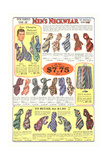 Twenties Clothes Catalog Posters