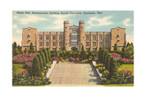 Hinkle Hall, Xavier University, Cincinnati Prints