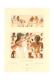 Egyptian Illustrations Posters