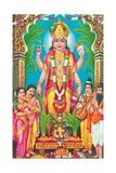 Multiple-Armed Hindu God Posters